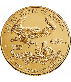 American Gold Eagle - 1 oz - 2021