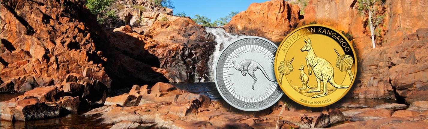 Australien Känguru 2020
