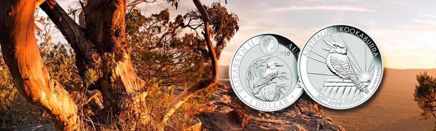 Australian Silver Kookaburra - 1 oz - 2019